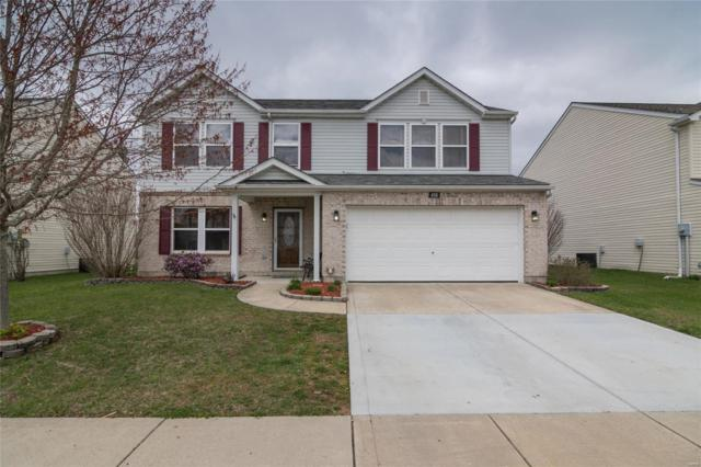 408 Falling Leaf Way, Mascoutah, IL 62258 (#18029545) :: Holden Realty Group - RE/MAX Preferred