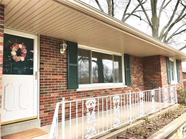 16 Linden Drive, Shiloh, IL 62221 (#18029574) :: Fusion Realty, LLC