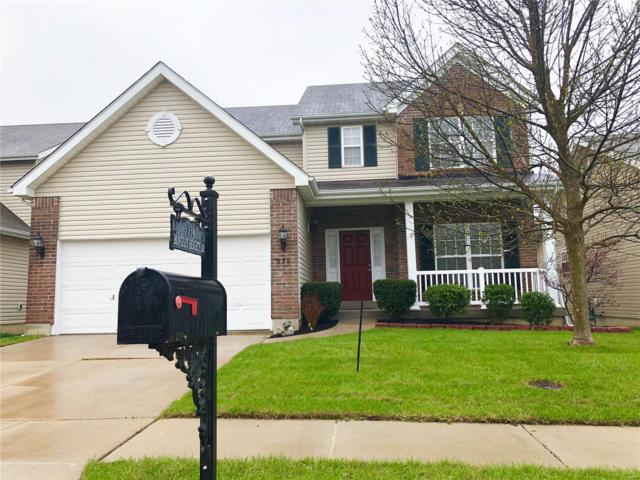 334 Hunters Heights Drive, Eureka, MO 63025 (#18029586) :: St. Louis Finest Homes Realty Group