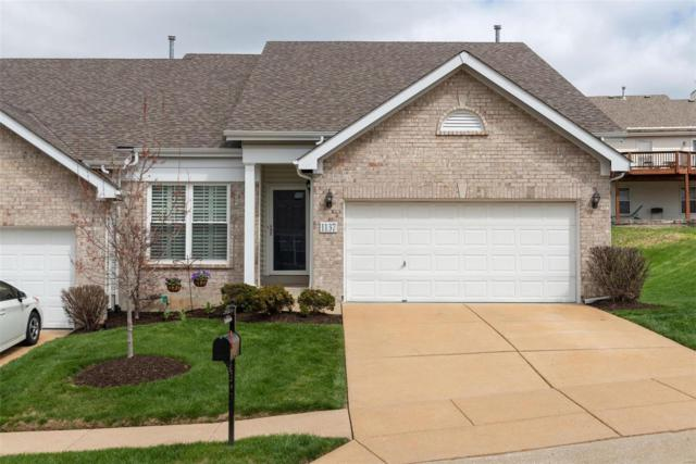 1137 Arbor Place Drive, Manchester, MO 63088 (#18029634) :: Sue Martin Team