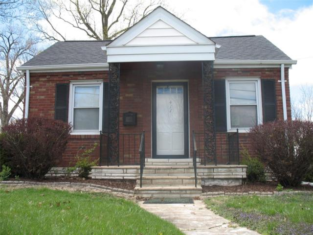 411 S Laclede Station, St Louis, MO 63119 (#18029697) :: Sue Martin Team