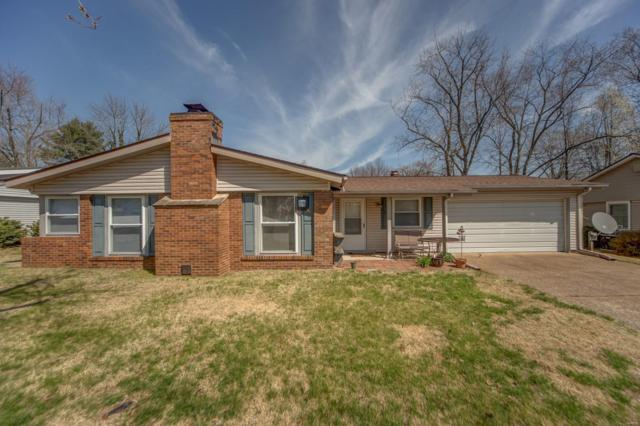 1013 Rutledge Drive, Belleville, IL 62221 (#18029773) :: Holden Realty Group - RE/MAX Preferred