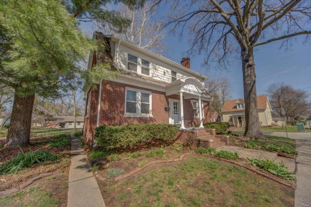 313 N Railway Street, Mascoutah, IL 62258 (#18029775) :: Holden Realty Group - RE/MAX Preferred