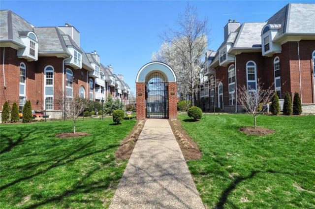 4225 W Pine Boulevard #11, St Louis, MO 63108 (#18029814) :: Clarity Street Realty