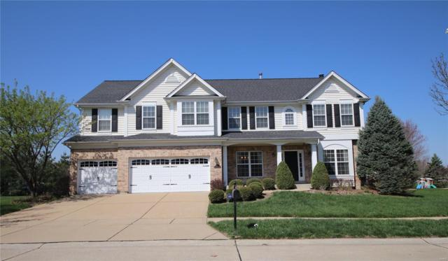 1216 Wildhorse Meadows Drive, Chesterfield, MO 63005 (#18029835) :: St. Louis Realty