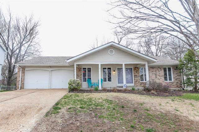 987 Century Oaks Drive, Manchester, MO 63021 (#18029838) :: The Becky O'Neill Power Home Selling Team