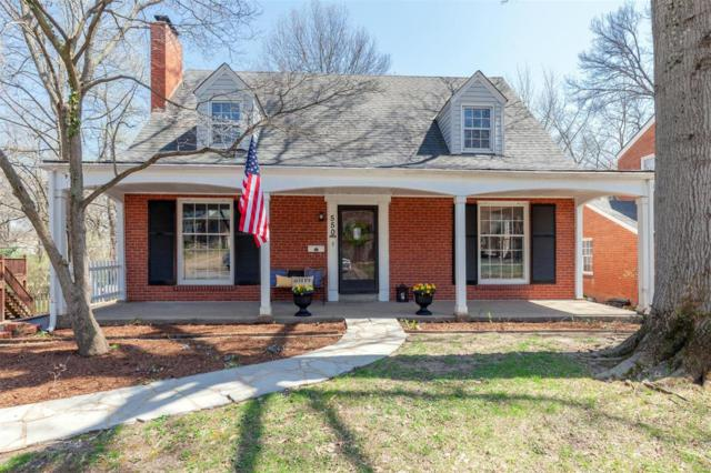 550 Hollywood Place, Webster Groves, MO 63119 (#18029939) :: Clarity Street Realty