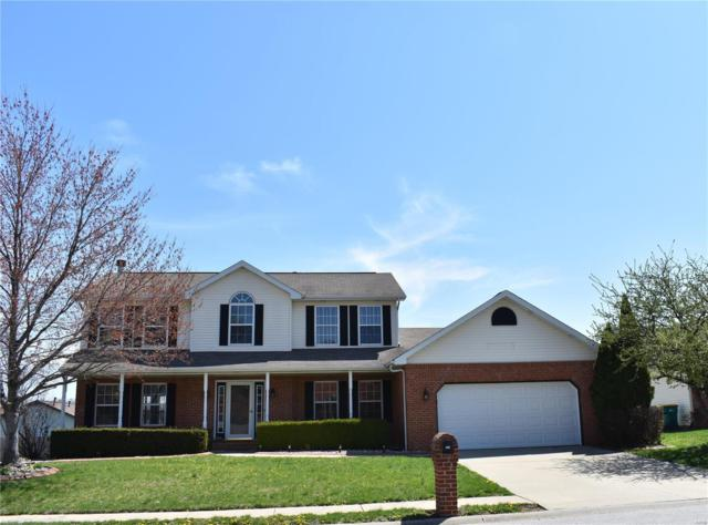 928 Northridge Court, O'Fallon, IL 62269 (#18029968) :: Holden Realty Group - RE/MAX Preferred