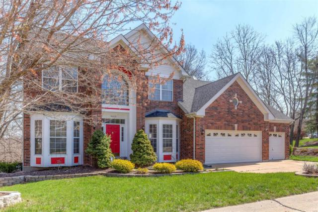 16007 Forest Valley Drive, Ballwin, MO 63021 (#18030037) :: St. Louis Realty