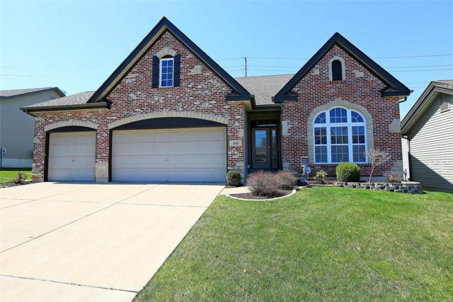 99 Long And Winding Road, Saint Peters, MO 63376 (#18030117) :: PalmerHouse Properties LLC