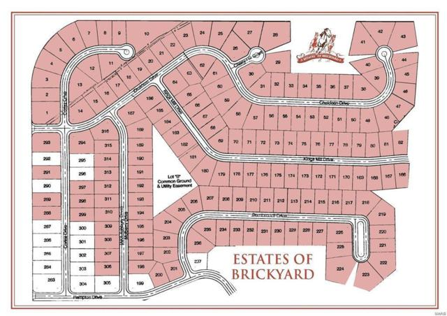 1417 Cortez Dr  Lot 289, Hillsboro, MO 63050 (#18030154) :: Clarity Street Realty
