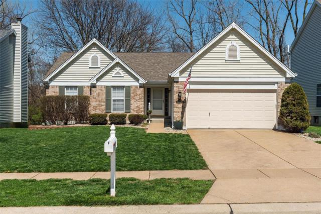 11361 Taylor Pines Drive, Maryland Heights, MO 63043 (#18030169) :: Sue Martin Team