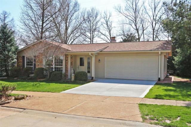 1125 Jade Wind Drive, Ballwin, MO 63011 (#18030170) :: St. Louis Realty