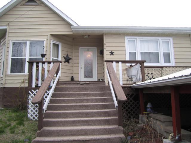 517 N 4th Street, Louisiana, MO 63353 (#18030172) :: PalmerHouse Properties LLC