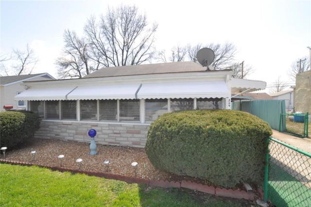 529 Minnie Avenue, Dupo, IL 62239 (#18031210) :: PalmerHouse Properties LLC
