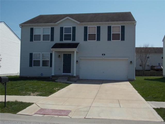46 Meadowview Drive, Belleville, IL 62220 (#18031248) :: Holden Realty Group - RE/MAX Preferred