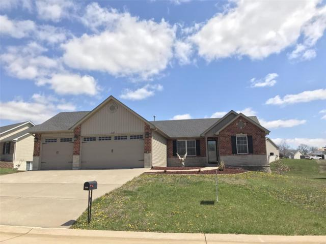 327 Rockport, Troy, MO 63379 (#18031293) :: Holden Realty Group - RE/MAX Preferred