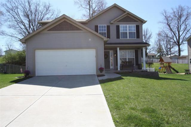 1346 Mason Grove Dr., Saint Charles, MO 63304 (#18031298) :: St. Louis Finest Homes Realty Group