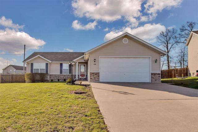 1380 Sleepy Hollow, Troy, MO 63379 (#18031321) :: Holden Realty Group - RE/MAX Preferred