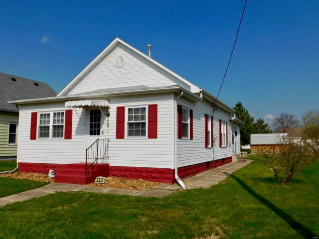 503 Spring Street, TAYLOR SPRINGS, IL 62089 (#18031350) :: Fusion Realty, LLC