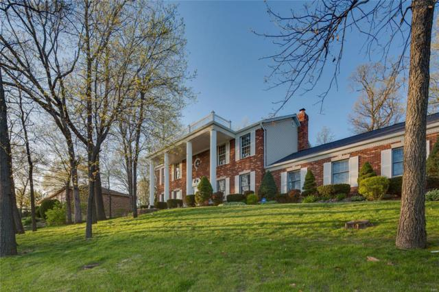 6335 Bluff Forest Drive, Oakville, MO 63129 (#18031376) :: PalmerHouse Properties LLC