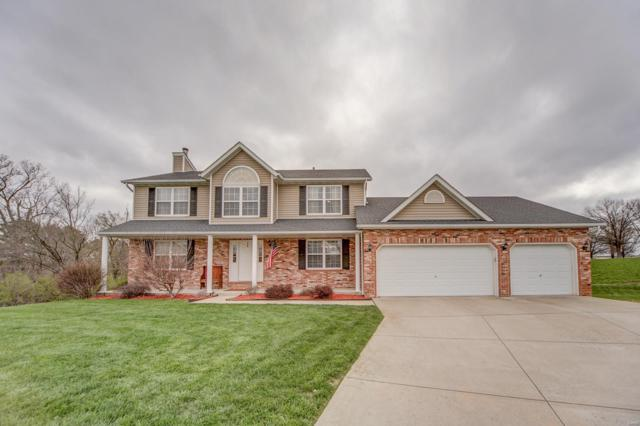 724 Janeita, O'Fallon, IL 62269 (#18031384) :: Holden Realty Group - RE/MAX Preferred