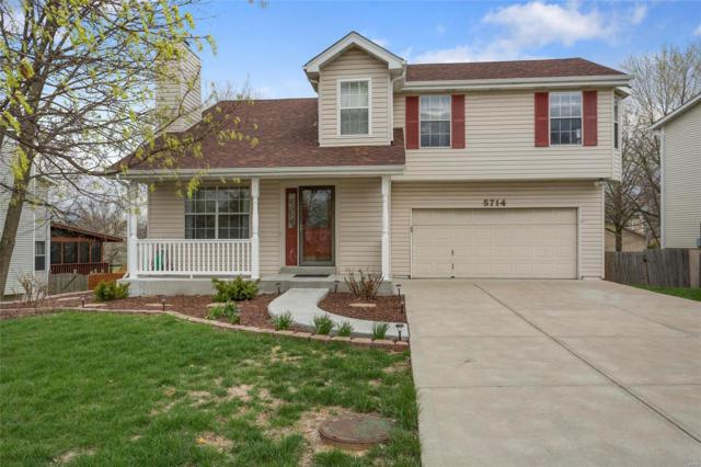 5714 Walnut Creek Boulevard, Saint Charles, MO 63304 (#18031392) :: St. Louis Finest Homes Realty Group