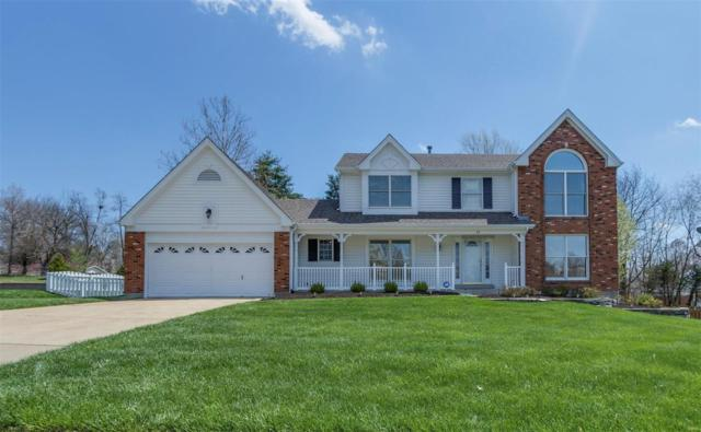 35 Log Hill Lane, Ballwin, MO 63011 (#18031450) :: The Becky O'Neill Power Home Selling Team