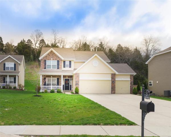 5547 Mirasol Manor Way, Eureka, MO 63025 (#18031496) :: St. Louis Realty