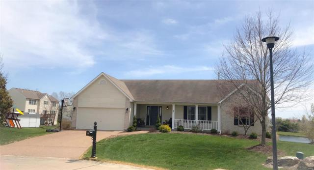 76 Water Leaf Court, Dardenne Prairie, MO 63368 (#18031501) :: St. Louis Finest Homes Realty Group