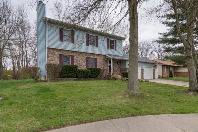 526 Mulberry Lane, O'Fallon, IL 62269 (#18031606) :: Fusion Realty, LLC