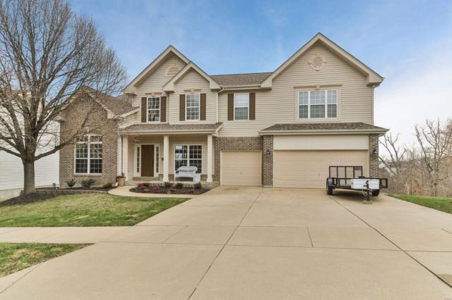 650 Grand View Ridge Court, Eureka, MO 63025 (#18031669) :: St. Louis Realty