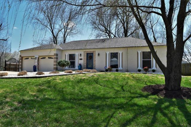 1504 La Dina Place, Ellisville, MO 63011 (#18031693) :: The Becky O'Neill Power Home Selling Team