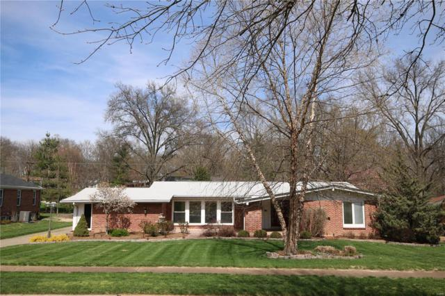 407 Monticello Drive, Ballwin, MO 63011 (#18031741) :: St. Louis Realty