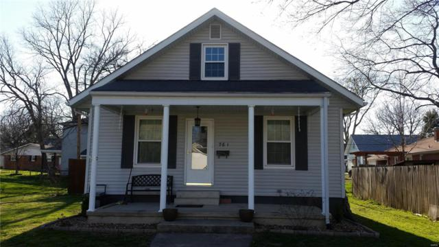761 10th Street, CARLYLE, IL 62231 (#18031843) :: Fusion Realty, LLC
