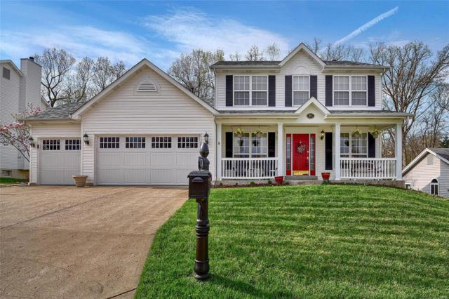 891 Shadow Pine Drive, Fenton, MO 63026 (#18031997) :: The Becky O'Neill Power Home Selling Team