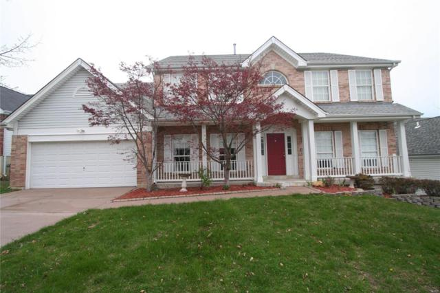4829 Crosswood Drive, St Louis, MO 63129 (#18032032) :: St. Louis Realty