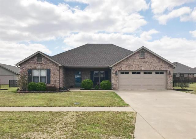 1107 Tulip Trace, Sikeston, MO 63801 (#18032058) :: Holden Realty Group - RE/MAX Preferred