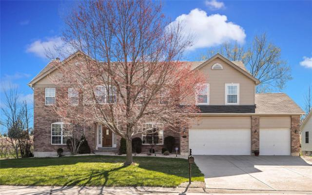 710 Balcarra Drive, Dardenne Prairie, MO 63368 (#18032064) :: St. Louis Finest Homes Realty Group