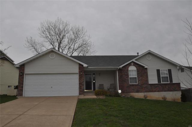 1542 Reveres Ride, O'Fallon, MO 63366 (#18032122) :: St. Louis Finest Homes Realty Group
