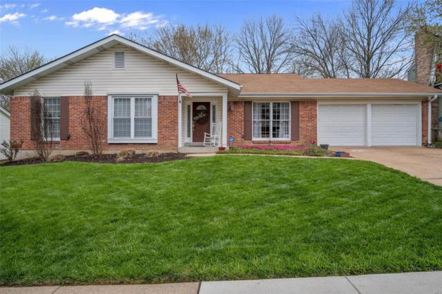 15531 Country Ridge Drive, Chesterfield, MO 63017 (#18032151) :: Clarity Street Realty