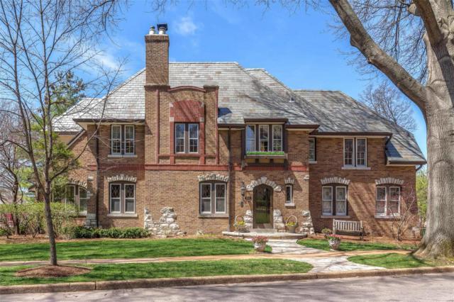 833 Audubon Drive, Clayton, MO 63105 (#18032198) :: Clarity Street Realty