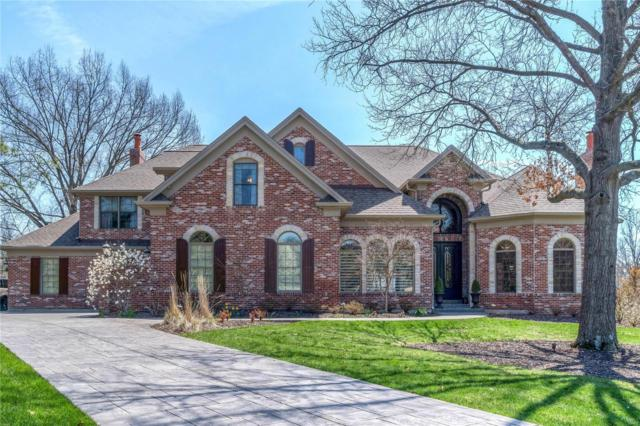 12970 Woodlark Lane, Town and Country, MO 63131 (#18032223) :: St. Louis Realty