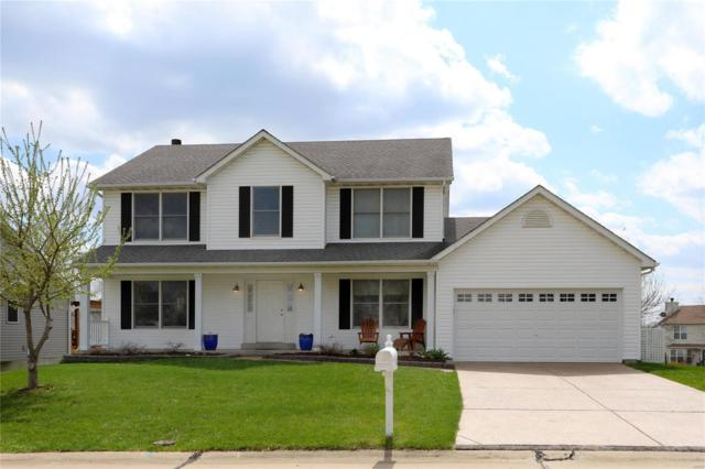 2213 Quaint Cottage Drive, O'Fallon, MO 63368 (#18032239) :: St. Louis Finest Homes Realty Group