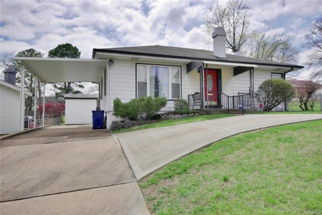 512 Blanche Drive, St Louis, MO 63125 (#18032259) :: Clarity Street Realty