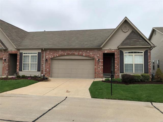 6112 Ivy Run Court, St Louis, MO 63128 (#18032298) :: St. Louis Realty