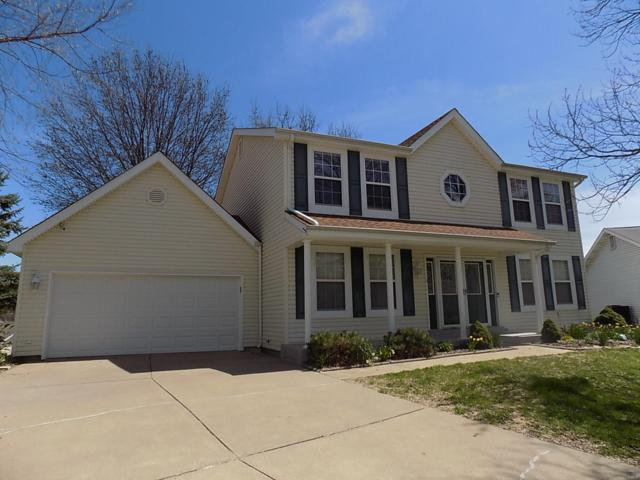 4 Riesling Court, Saint Charles, MO 63304 (#18032306) :: St. Louis Realty