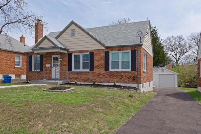 8628 Charlton, Unincorporated, MO 63123 (#18032335) :: Clarity Street Realty