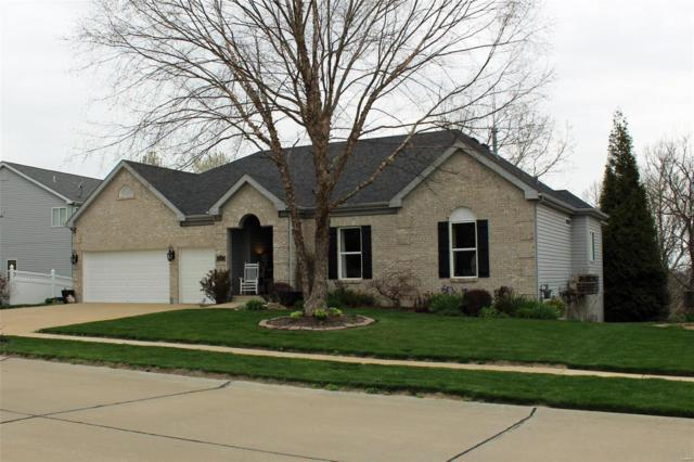 3476 Covington Parkway Avenue, Saint Charles, MO 63301 (#18032343) :: St. Louis Finest Homes Realty Group