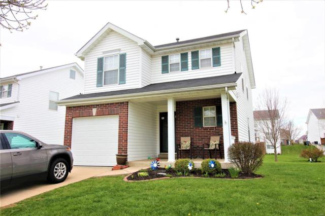 711 Homerun Drive, O'Fallon, MO 63366 (#18032440) :: Clarity Street Realty